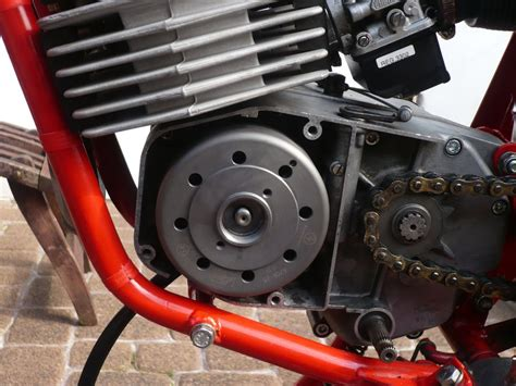 50ccm Motorrad Fantic by Powerdynamo F 252 R Fantic 50ccm 6gang Motor