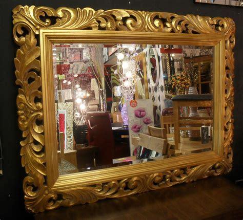 Renaissance Home D Cor Mirrors Ebay | large renaissance antique gold ornate beveled wall mirror