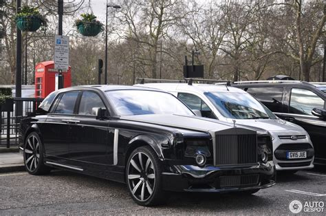 bentley phantom 2016 rolls royce phantom mansory conquistador 4 maart 2016
