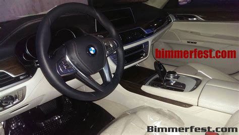 2016 bmw dashboard 2016 bmw 7 series exposed completely