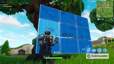 fortnite building simulator fortnite building guide how to build with materials and