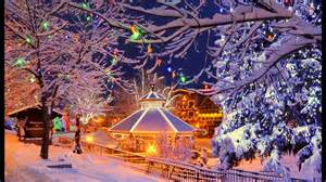 the world s most magical christmas towns youtube