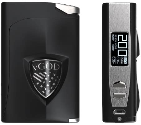 Elite Intercontinental 200 X 200 Set vgod elite 200 steel the elite vape box for you