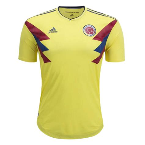 Jersey Kolombia 2018 World Cup 2018 colombia 2018 world cup home shirt soccer jersey match dosoccerjersey shop