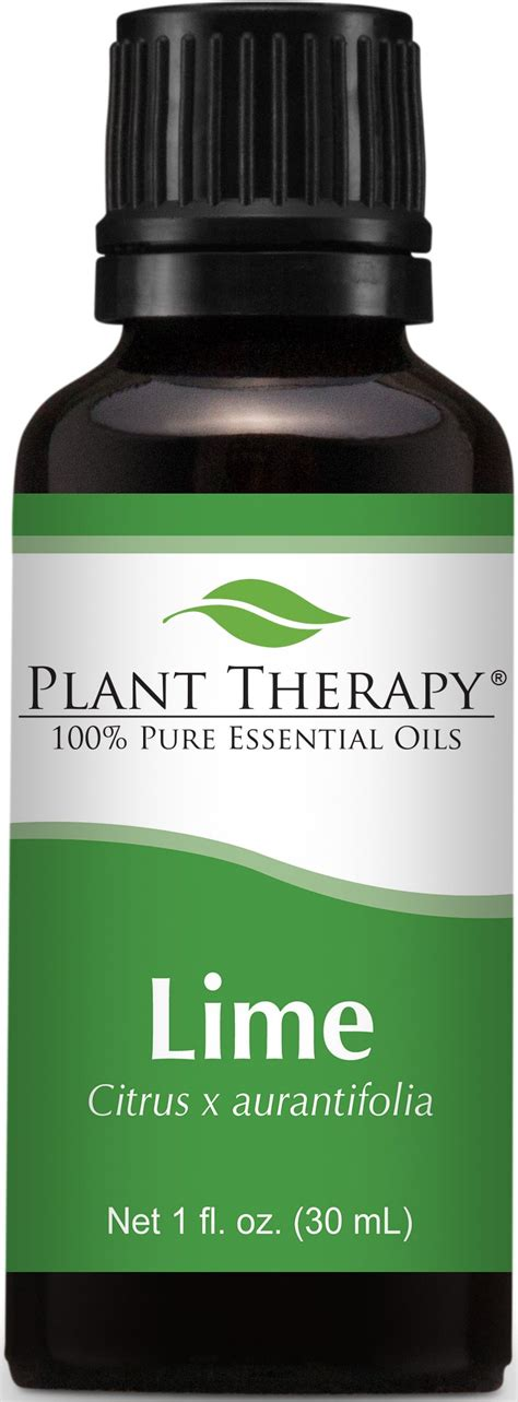 Essential Lime Grade A 500ml plant therapy mandarin essential 100 undiluted therapeutic grade 30