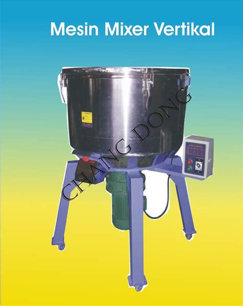 jual mesin mixer vertikal harga murah bekasi oleh cv