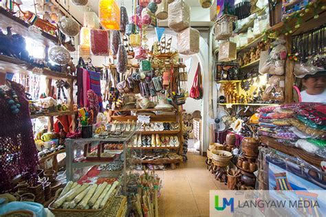 Handcraft Shop - where to shop for souvenirs and crafts in zamboanga city