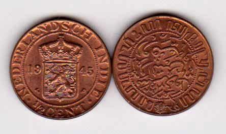 Uang Koin 2 1 2 Cent 1945 uang kuno bertuah seharga 50 100 juta wenata media