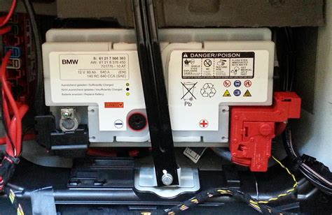 1er Bmw 2007 Batterie Wechseln by E70 Bmw X5 Battery Location Get Free Image About Wiring