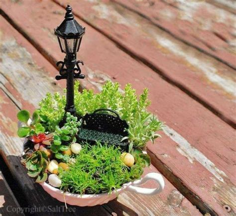 The 50 Best Diy Miniature Fairy Garden Ideas In 2017 Mini Garden Ideas
