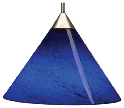 Juno Pendant Lights 1 Light Night Blue Led Pendant Kit Juno Pendant Lighting