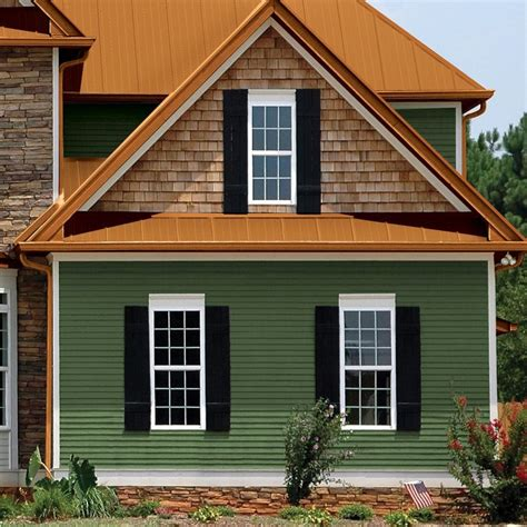 Metal Roof Cedar Shakes Metal Siding Metal Siding Home Siding Design Tool