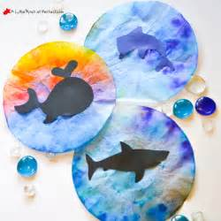 Animal Templates For Crafts by Animal Coffee Filter Suncatcher Craft For