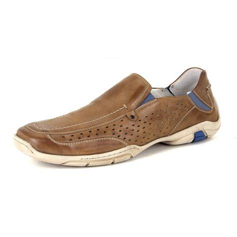 pietro 01 leather slip on shoe