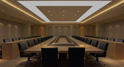 Free Meeting Rooms by Modern Meeting Room Interior 3d Picture 3d House