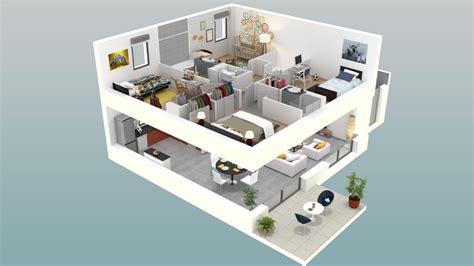 Plan De Maison Moderne 3d by Maison 3d Moderne Plan Newsindo Co Et Plan Maison Moderne