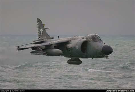 harrier section 2 zh796 royal navy british aerospace sea harrier fa 2 at