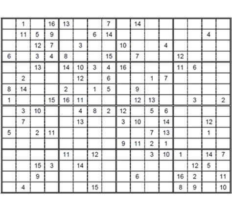 descargar sudokus samurai para imprimir apexwallpapers com sudoku 16 x 16 dif 237 cil para imprimir 4 sudoku gratis para descargar