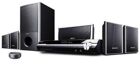 sony dav hdz273 bravia 5 1 channel dvd home theater system