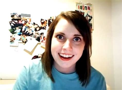 Overly Attached Girlfriend Meme Generator - overly attached girlfriend blank meme template imgflip