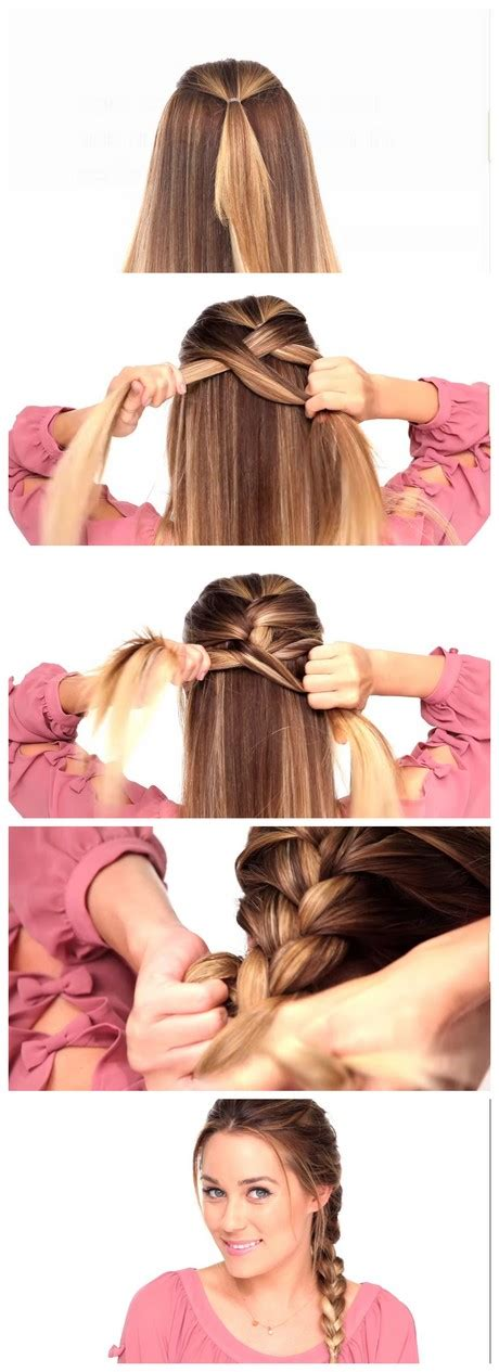 ways to braid your hair for a sew in easy ways to braid your hair