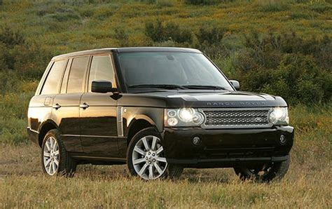 electronic throttle control 2006 land rover range rover engine control used 2006 land rover range rover for sale pricing features edmunds