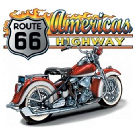 Motorrad T Shirt Selbst Gestalten by Amerikas Highway Route 66 Motorrad T Shirt Selbst