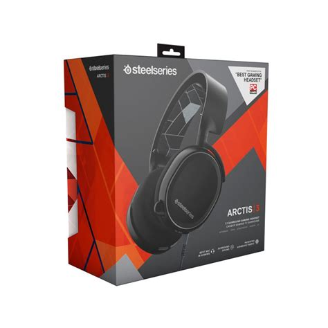 Steelseries Arctis 3 Steelseries Arctis 3 Headset Black Free Shipping South Africa