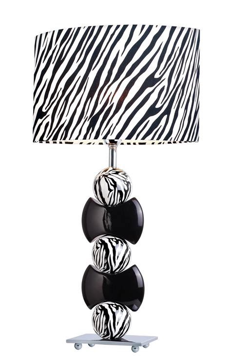 black and white l shades furniture black and white striped l shade l shades