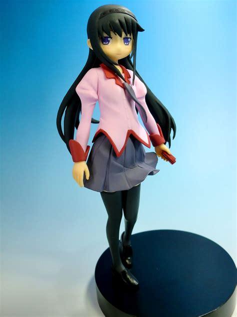 Homura Akemi Hitagi Version madogatari sq figure homura akemi hitagi version madoka