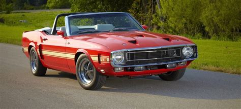Cobra Auto Welche Marke by Der Hengst Unter Den Cars 1969er Shelby Mustang Gt