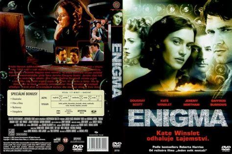 film enigma dvd enigma 2001 dvd obaly fdb cz