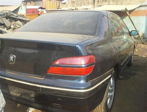 cheap peugeot cars for very cheap tokunbo fairly used peugeot cars for grabs