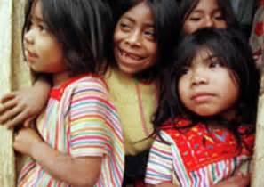 puchitas con los primeros pelos ninos indigenas palabra de mujer
