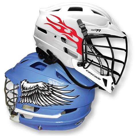 design lacrosse helmet decals custom lacrosse helmet decals pro tuff decals