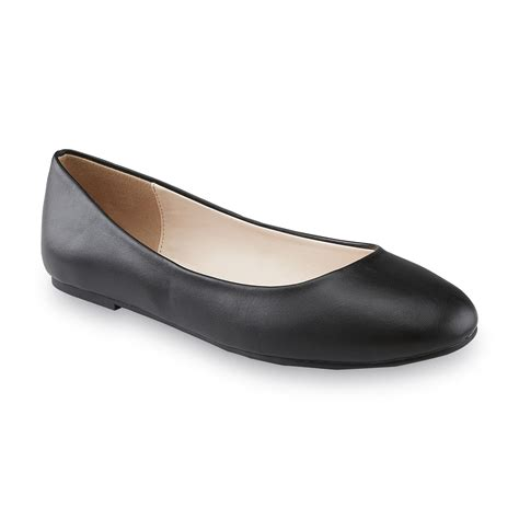 bongo shoes bongo s bailey black ballet flat shoes s