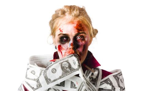 Make Money Online Tonight - what zombie debt is and how it can come back to haunt you how to make money online