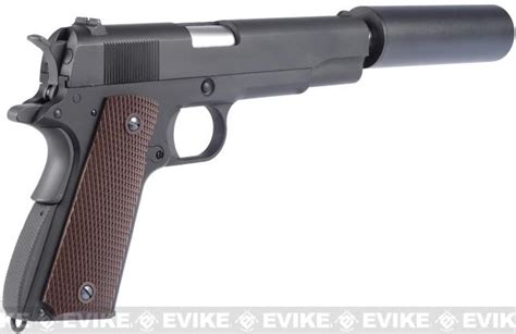 WE Newest Version Full Metal 1911 Military Airsoft Gas