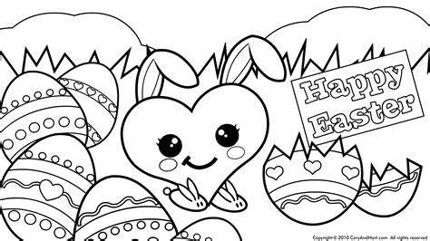 coloring pages of easter bunnies and eggs easter eggs coloring pages
