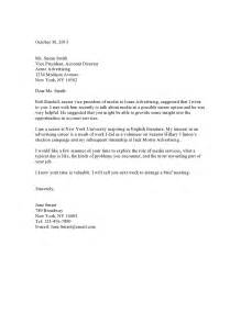 Cover Letter Friend Referral by Sle Of A Simple Reference Letter Cover Letter Templates