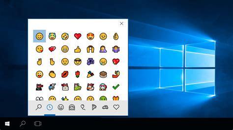 emoji for windows jak włączyć panel emoji w polskim windows 10 bez zmiany języka