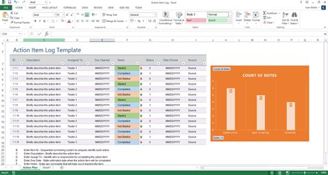 item excel template software testing templates 50 ms word 40 excel