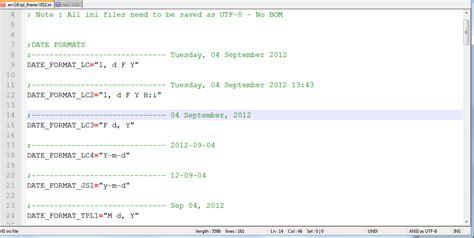 format date php joomla joomla 3 x how to change date format template monster help