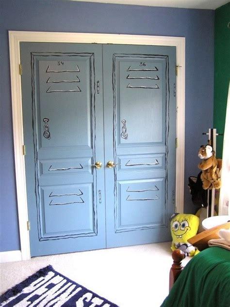 awesome way to redo closet doors home decor