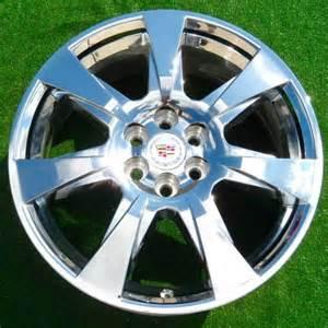 20 Cadillac Rims Oem Wheels Direct Gm Cadillac Srx 20 P47 Wheel 4666 2010