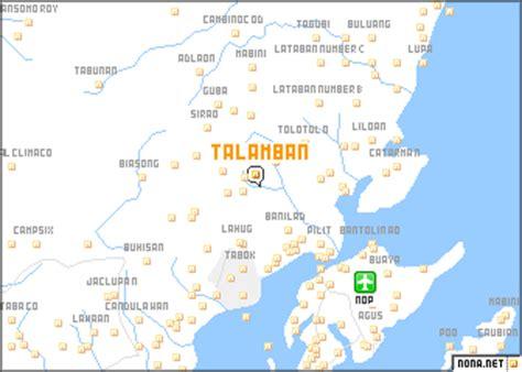 san jose talamban map talamban philippines map nona net