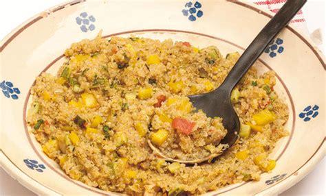 quinoa in cucina quinoa origini propriet 224 e usi in cucina via dei gourmet
