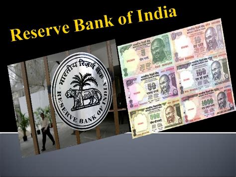reserve bank of reserve bank of india