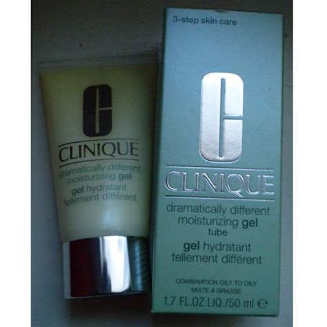 Clinique Ddmg test tagespflege clinique dramatically different