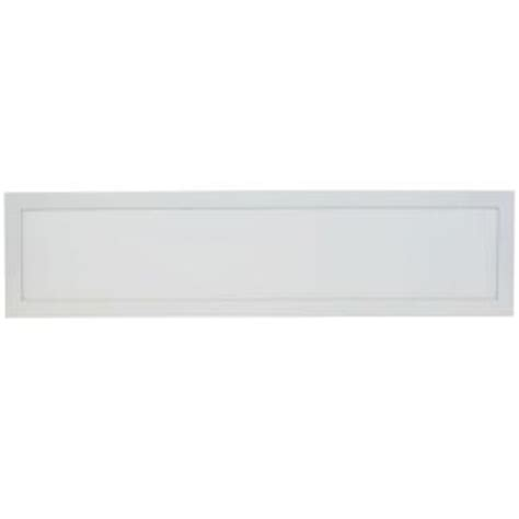 pixi led flat light pixi 1 ft x 4 ft x 0 55 in thick white commercial grade